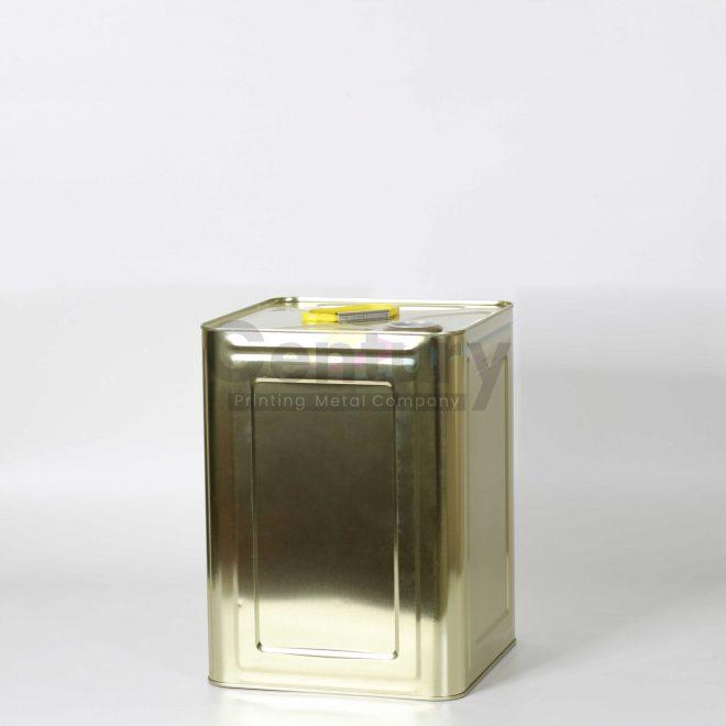 Thùng vuông 320L vàng nhạt