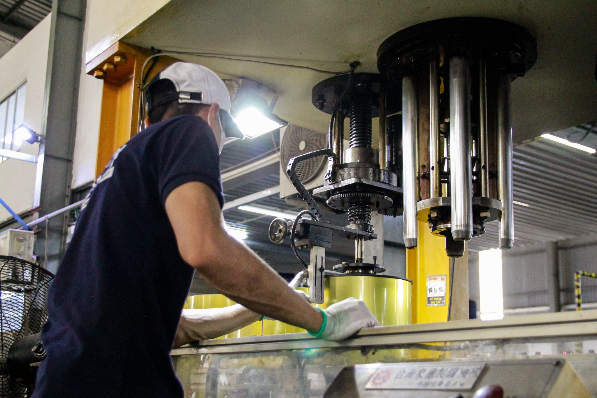 Công ty Cổ phần Bao bì In ấn Kim loại Thế Kỷ